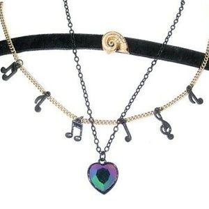 Disney Ursula magic and mischief necklace
